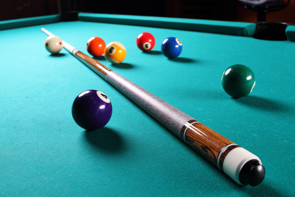 Game Room Products One Billiards
