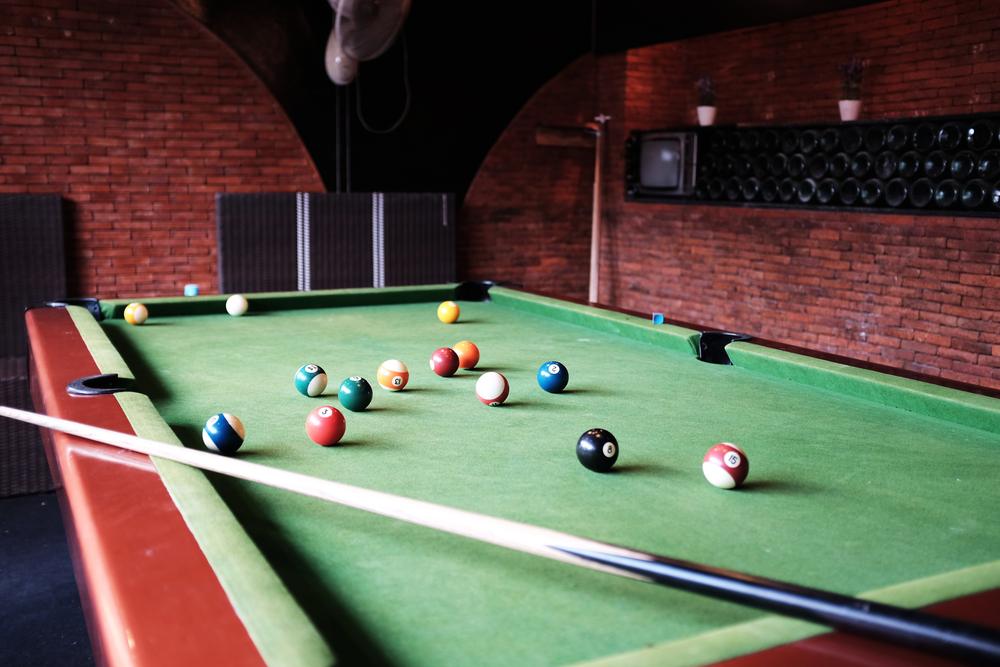 Used Pool Tables One Billiards - Budget pool table
