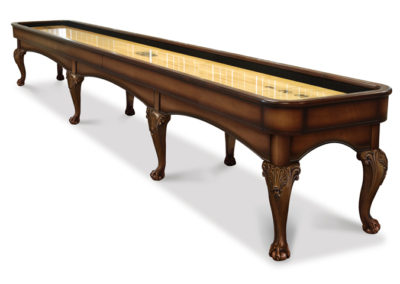 Eclipse Shuffleboard Table With St Andrews Legs